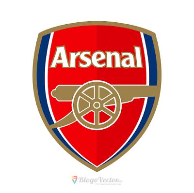 Arsenal F.C. Logo Vector