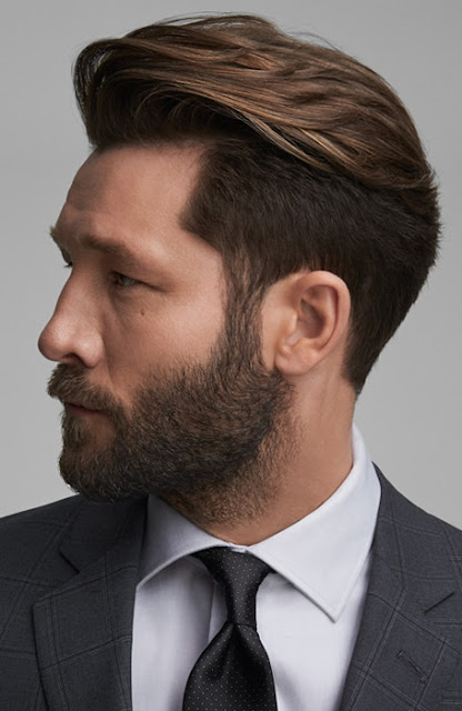 kiểu tóc nam đẹp 2017