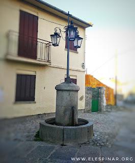 Fuente de Cantarranas  (El Espinar)