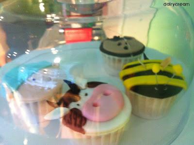 Tar Heels Cupcakes Cake Central