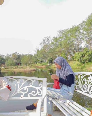 Wisata Taman Air Percut Deli Serdang Medan