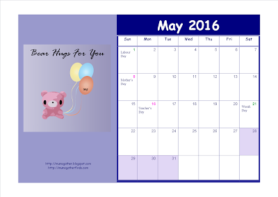 Malaysia June School Holidays Dates And Free May Calendar ...