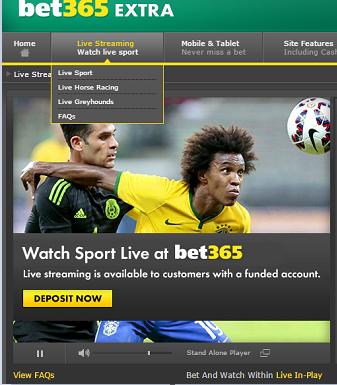 Bet365 Fullscreen
