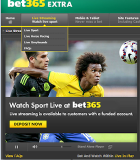 Bet365 Live Streaming Full Screen