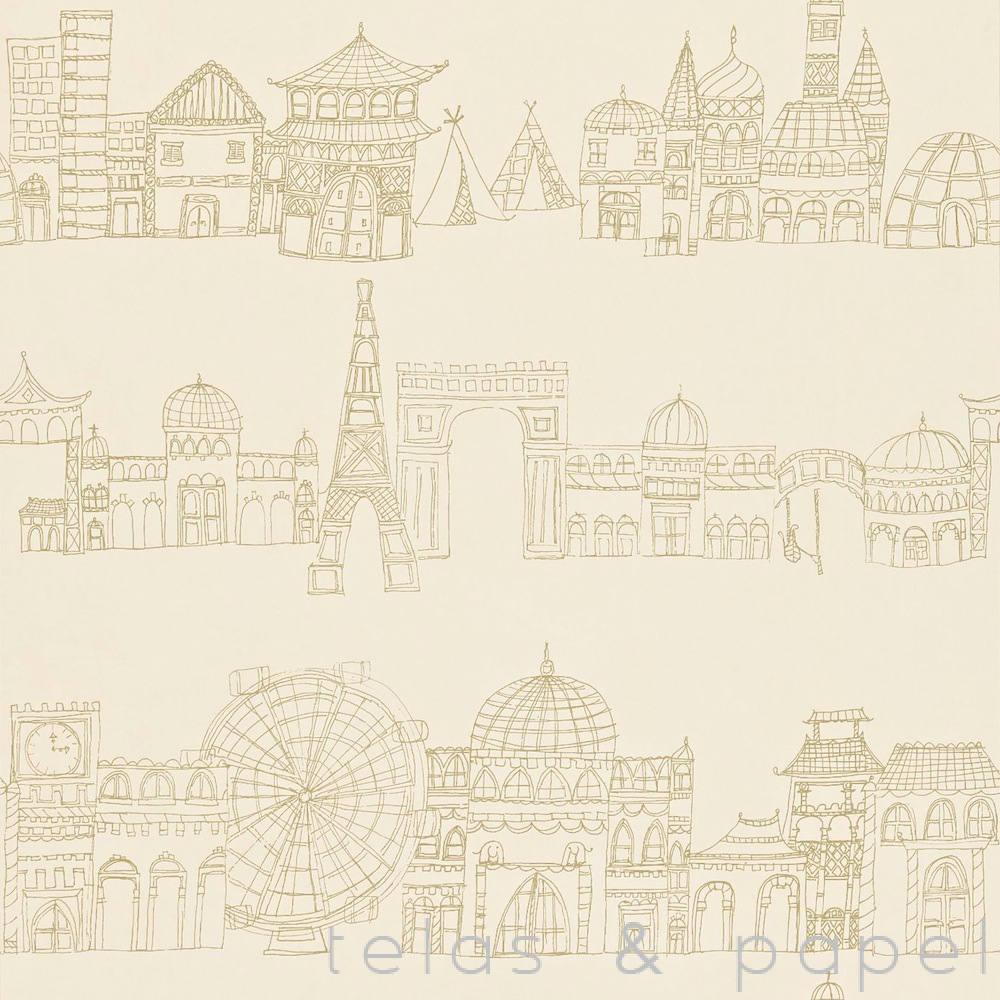Cosas de palmichula opciones decorativas con papeles pintados - Papeles pintados vintage ...