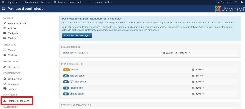 protostar joomla template download - comment a fonctionne joomla ajouter une image de fond