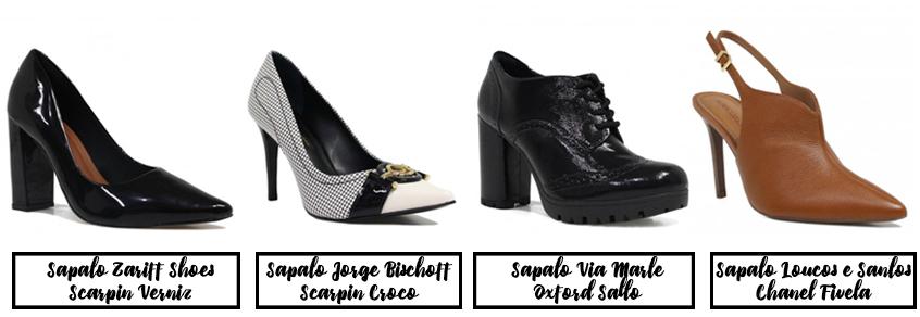 Sapatos Femininos  zariff