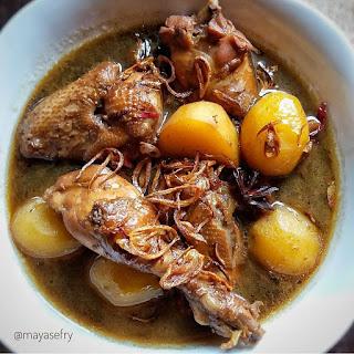 Ide Resep Masak Semur Ayam