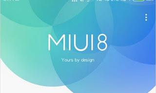 Berikut Langkah Install MIUI 8 ROM For Xiaomi Redmi 2