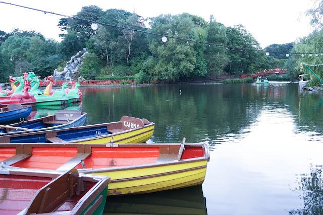 peasholm park boats lake