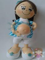 http://www.patronesfofuchas.org/2015/07/fofucha-embarazada.html