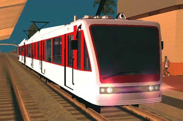 kereta transit