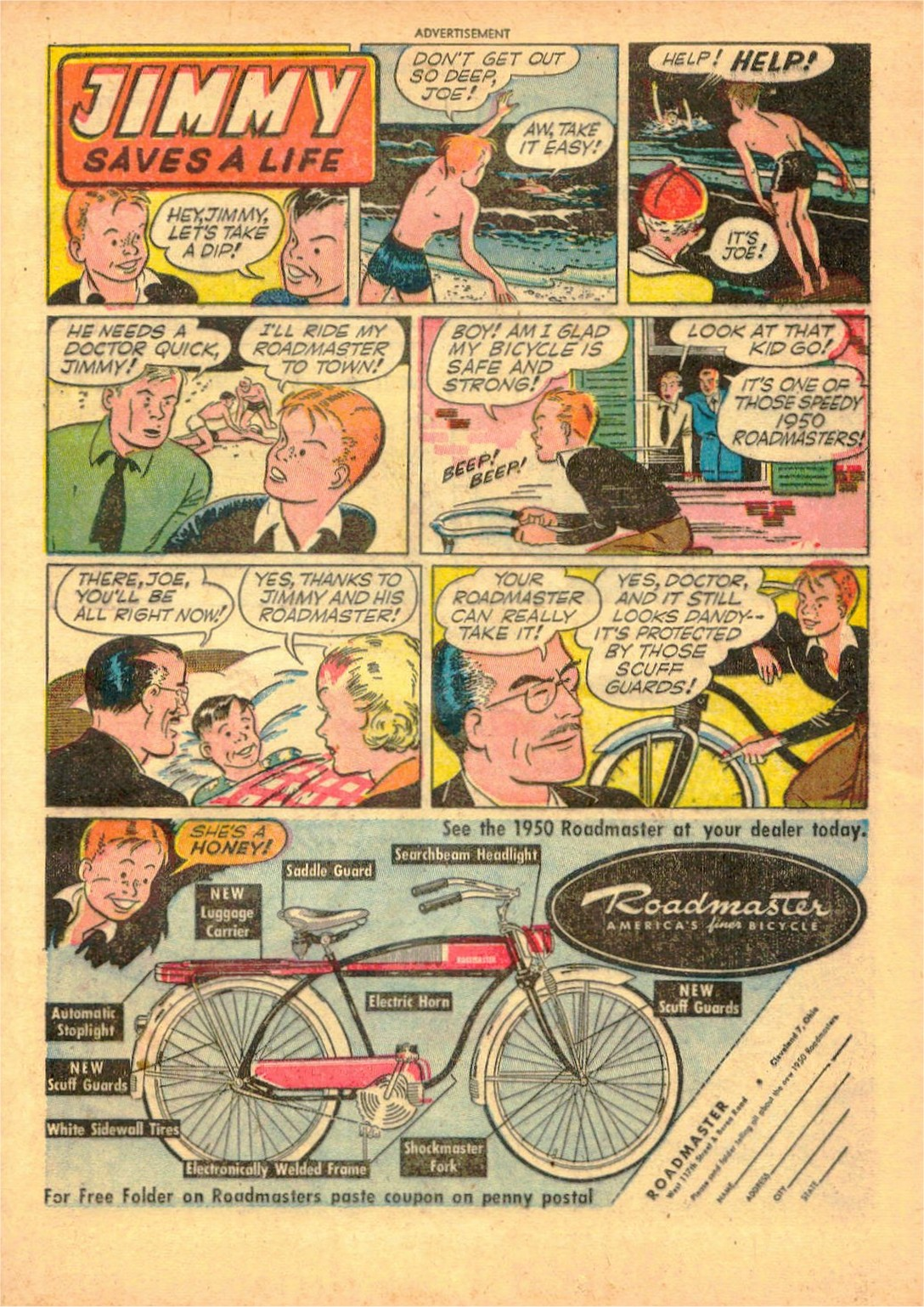 Detective Comics (1937) 161 Page 36