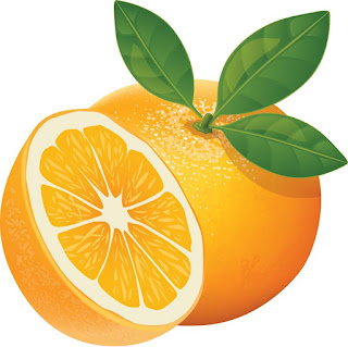 Oranges Are Good For Eye Sight