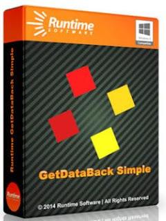 GetDataBack Simple 4.00+Portable (Inglés) (Recupera Datos Perdidos)