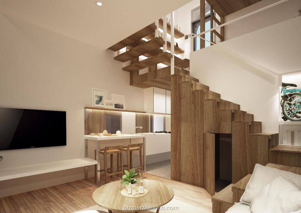 Design Rumah FleekHauz BSD