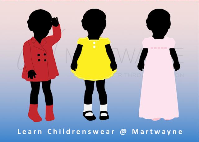 Learn Childrenswear at Martwayne. Start Date: 12 September 2017