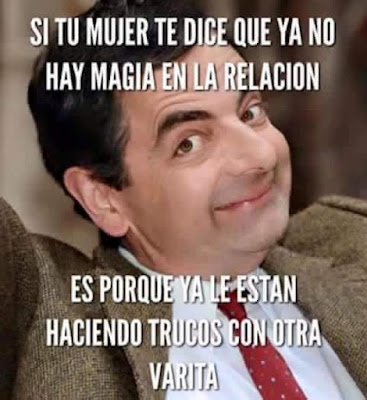 Humor grafico Mr Bean