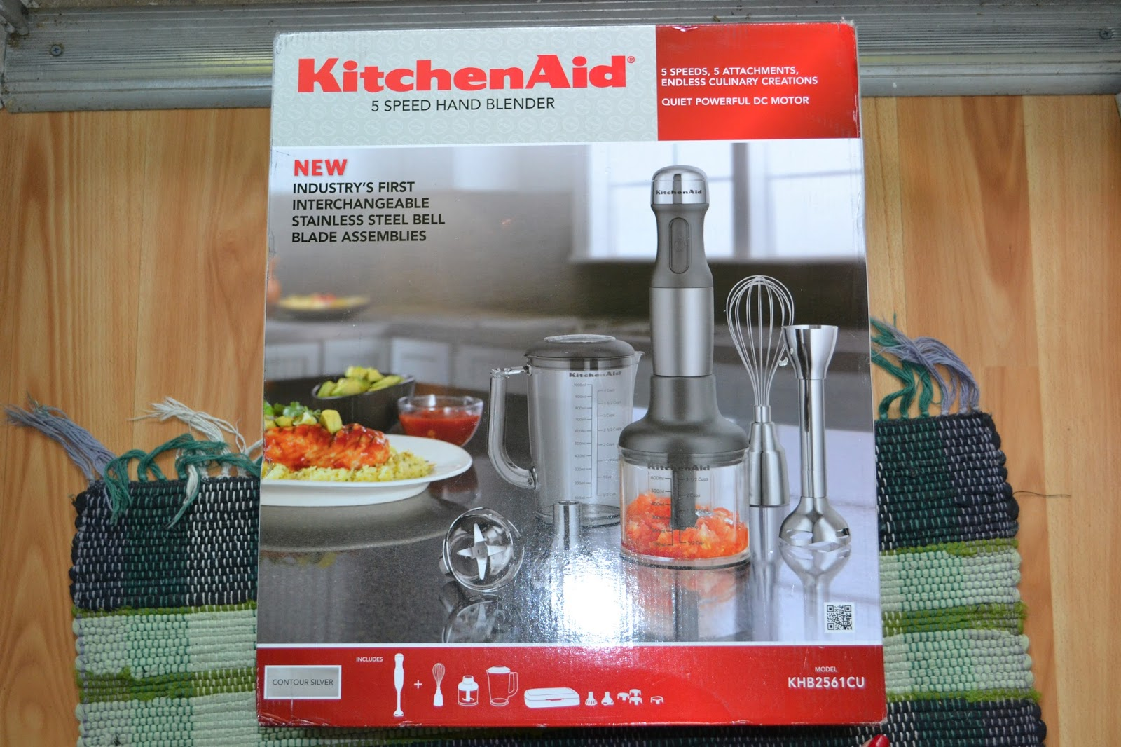 Kitchenaid 5 Speed Hand Mixer Baked Rotini With Tomatillo Tomato Sauce A Review Of Kitchen Aid