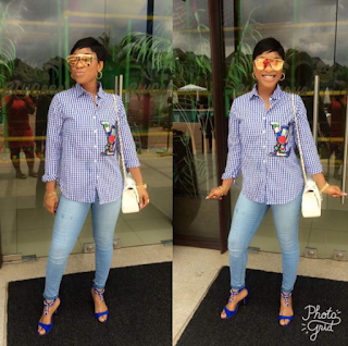 """Stop Being So Ashamed of Your Past That You Miss the Purpose of The Pain"""" – Tonto Dikeh"""