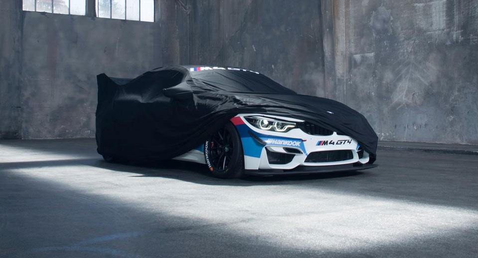 2014 - [BMW] M3 & M4 [F80/F82/F83] - Page 25 BMW-M4-GT4-Teaser-