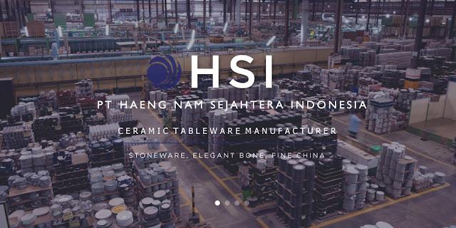Lowongan Kerja Bagian Operator Maintenance Mechanic Fabrication di PT Haeng Nam Sejahtera Indonesia (Lulusan SMA/SMK/Setara)