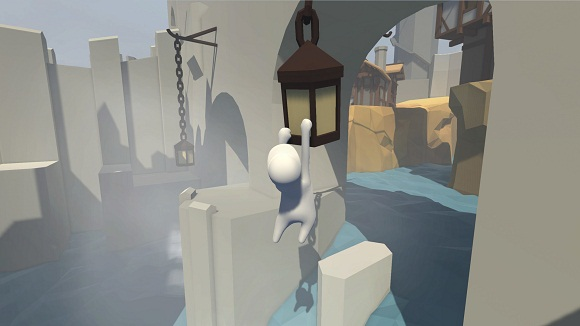 Human Fall Flat Holiday PC Full Version Screenshot 2