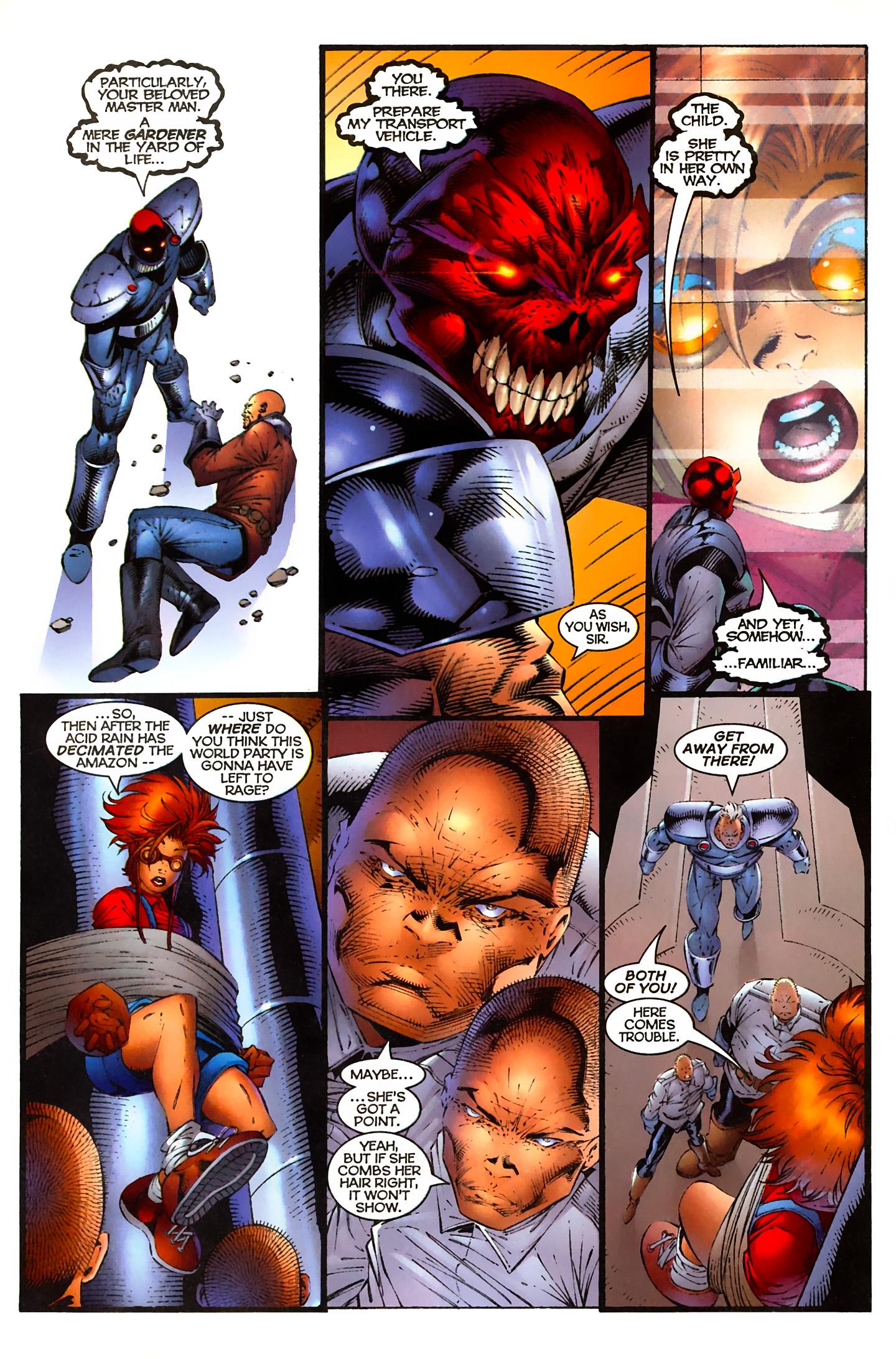 Captain America (1996) Issue #5 #5 - English 14