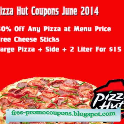 Online coupon code for pizza hut 2018