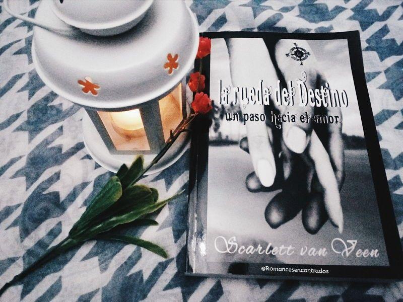 Foto del libro La rueda del destino de la autora Scarlett van Veen