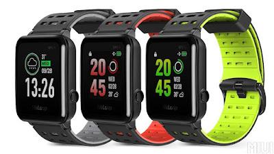 xiaomi welook hey s3 smartwatch