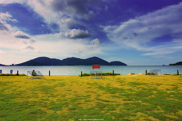 Best nature picture. Contain space and natural colour. Best for tourism picture. This picture was taken at Marina Island, Lumut, Malaysia