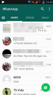 WhatsApp merupakan aplikasi Android yang digunakan sebagai media komunikasi antar personal Geveducation:  Menggunakan WhatsApp di Komputer (WhatsApp Web)
