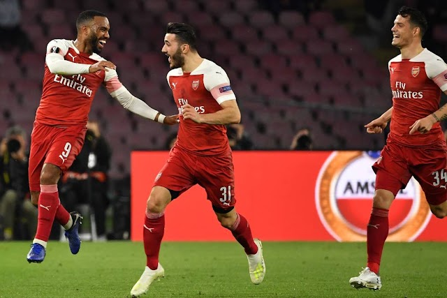 Europa League: Who Will Arsenal Play Next and When?