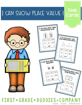 https://www.teacherspayteachers.com/Product/I-Can-Show-Place-Value-Easy-Prep-Task-Cards-Math-Centers-3462150