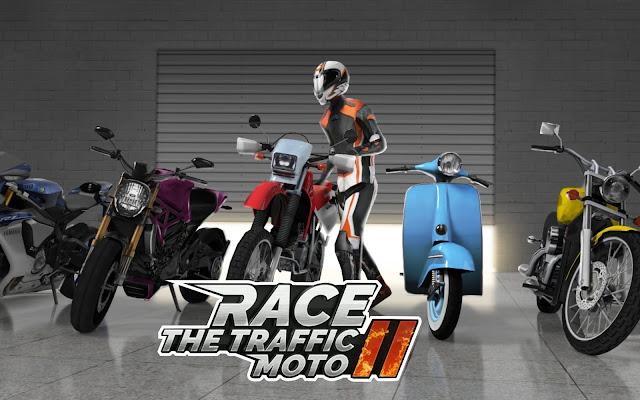 Game Moto Traffic Race 2 Mod Apk