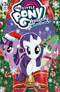 My Little Pony Holiday Special #4 Comic Cover Retailer Incentive Variant