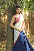 Angana Roy in half saree-thumbnail-16