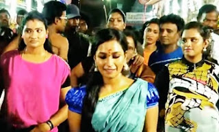 Kulasai Dasara Festival Dance