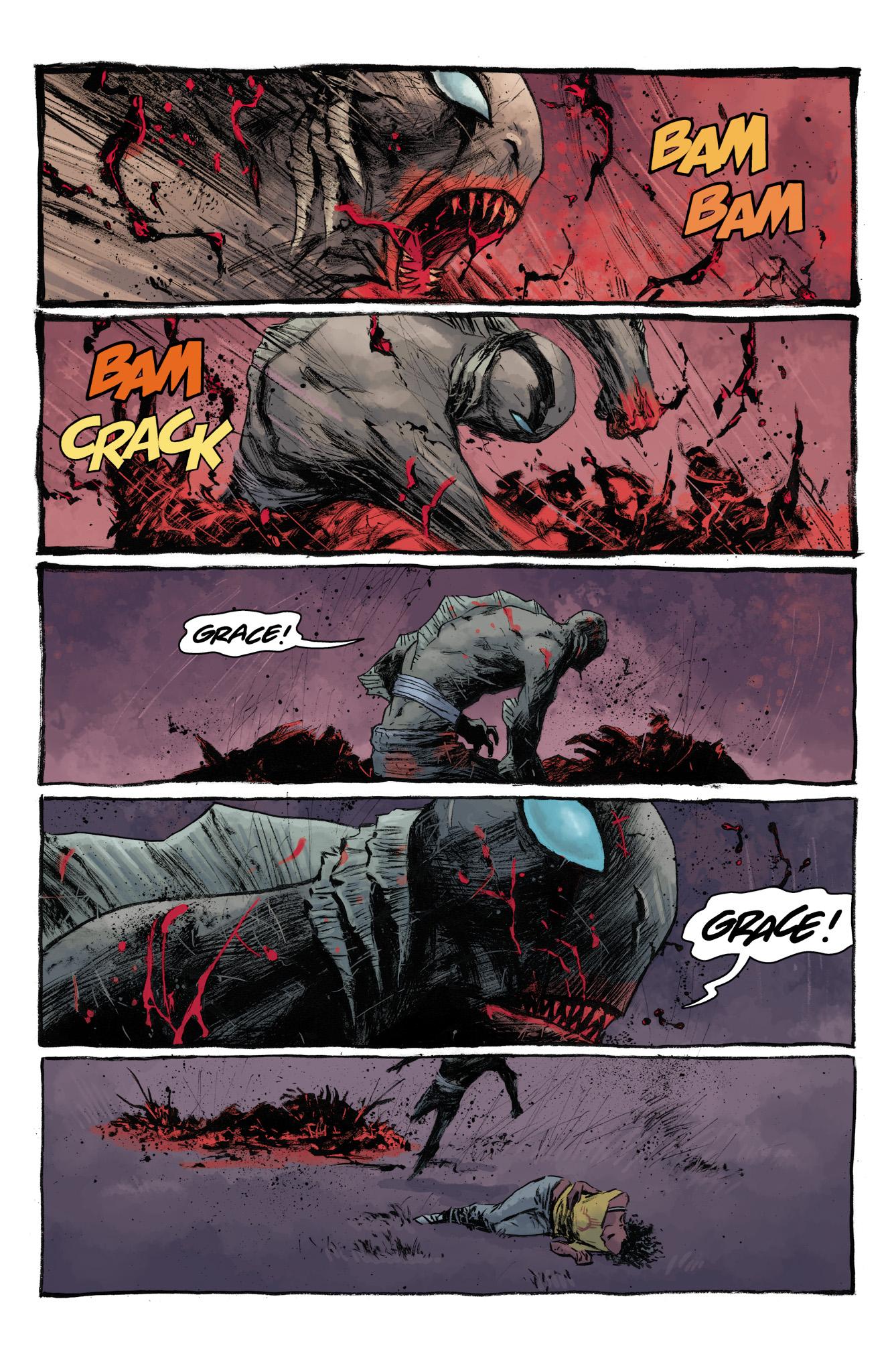 Read online Abe Sapien comic -  Issue #13 - 3