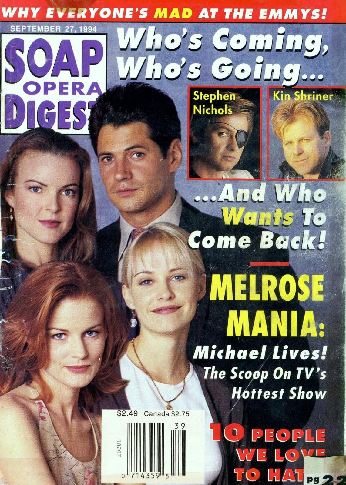 Soap Opera Digest-June 22, 2020 Magazine - Get your