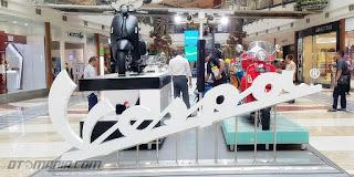 Buat Vespa Mania Indonesia...Piaggio Akan Luncurkan 4 Model Baru