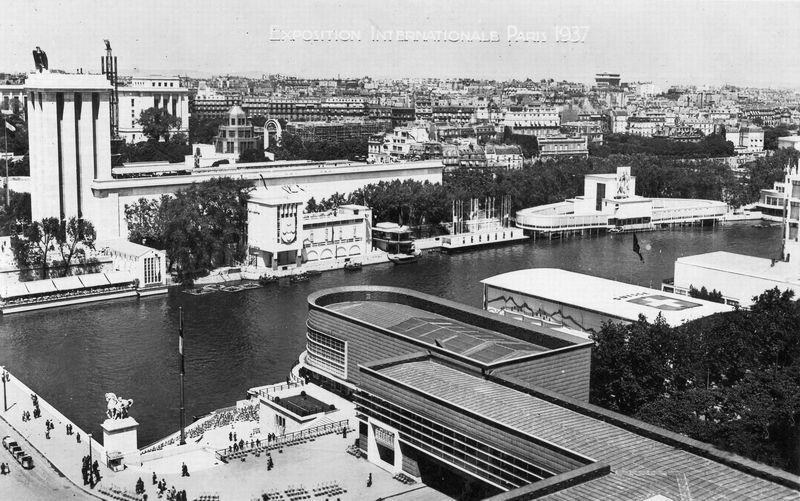 1937 L Exposition Universelle Paris Unplugged