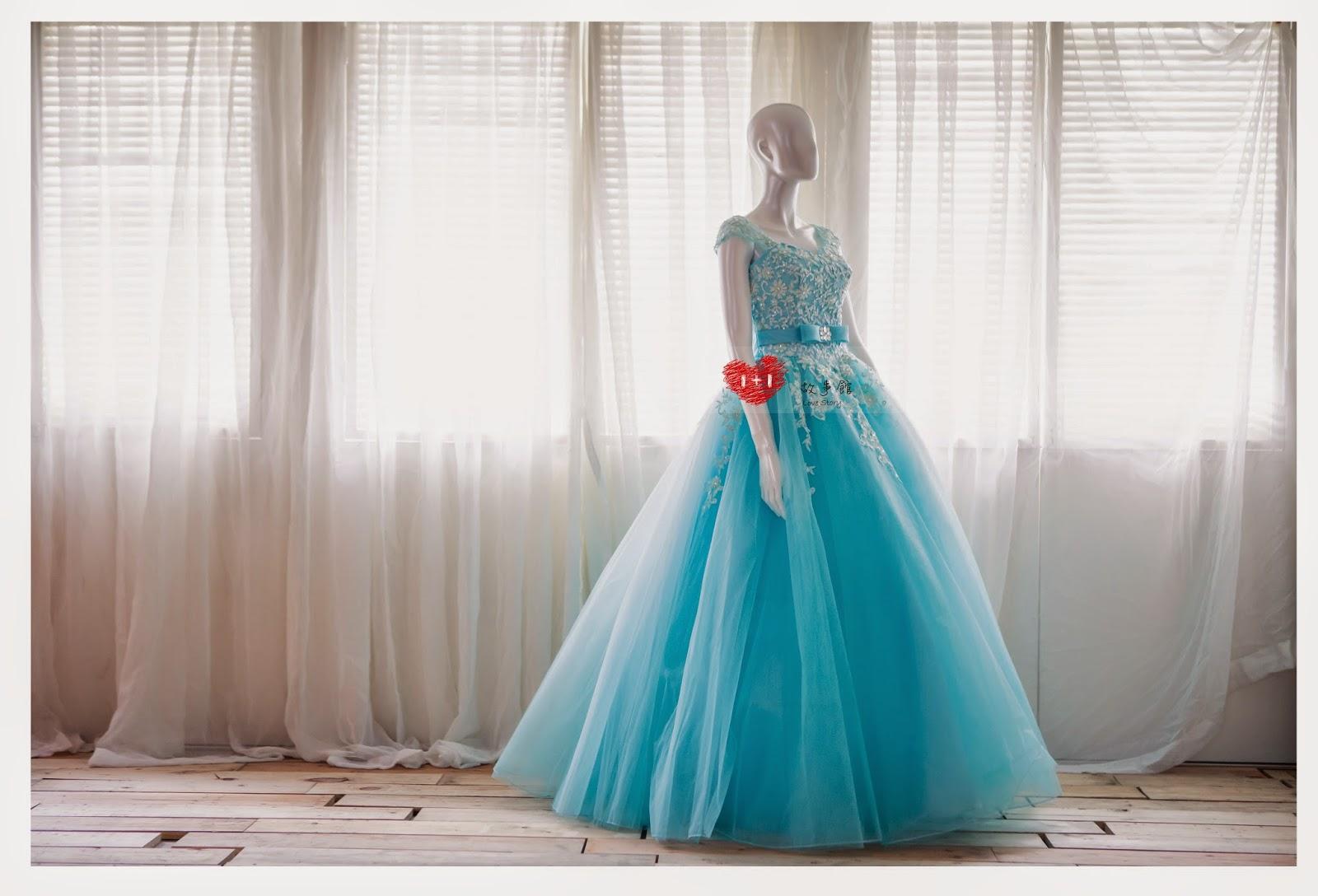 台北婚紗禮服出租