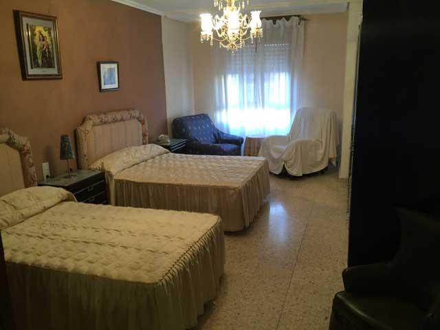 piso en venta en calle artana castellon dormitorio