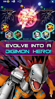 Digimon Heroes MOD v1.0.38 Apk (Unlimited All) For Android Terbaru 2016 1