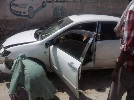 journalist killed suicide bombing somalia