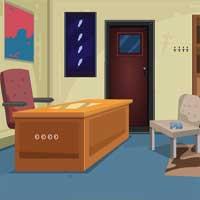 GenieFunGames Genie Detective Office Escape