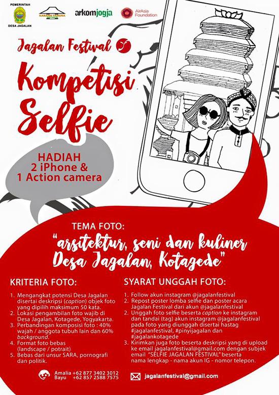Kompetisi Selfie Arsitektur