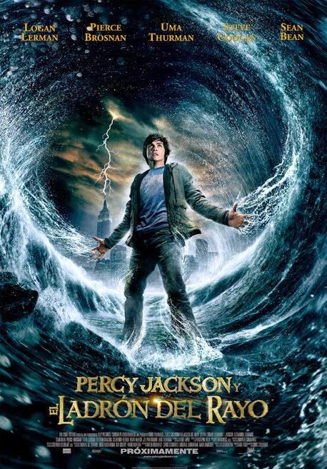 Percy Jackson Y Los Dioses Del Olimpo I: El Ladrón Del Rayo